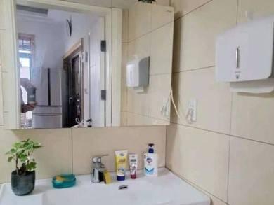 每天有人到家裡借廁所讓屋主感無奈(圖片來源:錢江晚報)