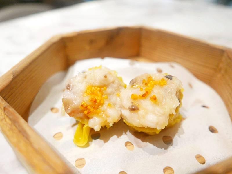 蟹籽燒賣(圖片來源:Eunice授權)